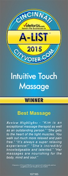 Intuitive Touch Massage 2
